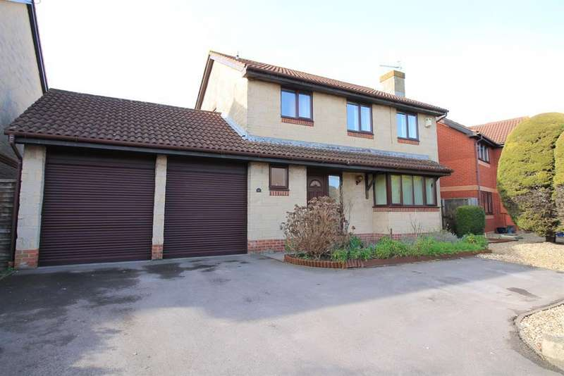 4 Bedrooms Detached House for sale in North End Road, Yatton, North Somerset, BS49 4AW