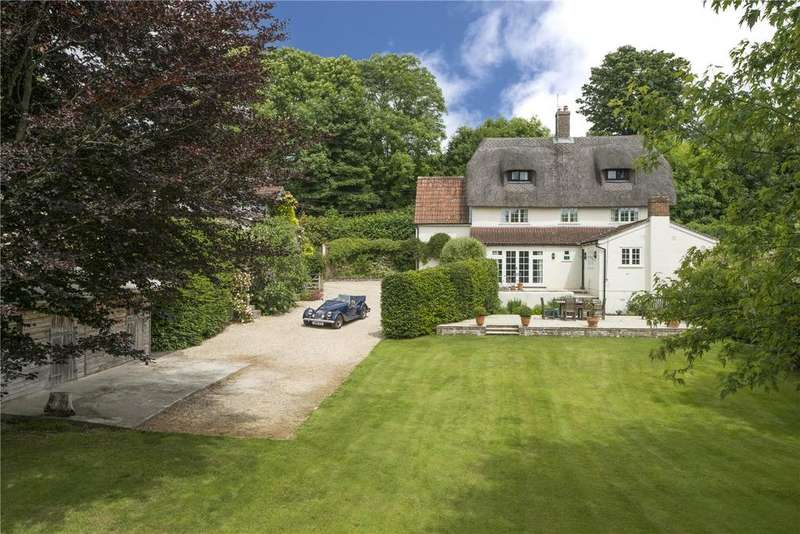 6 Bedrooms Detached House for sale in High Street, Piddlehinton, Dorchester, Dorset, DT2