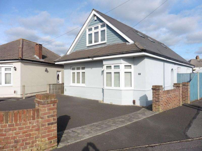 4 Bedrooms Chalet House for sale in Parham Road, Bournemouth