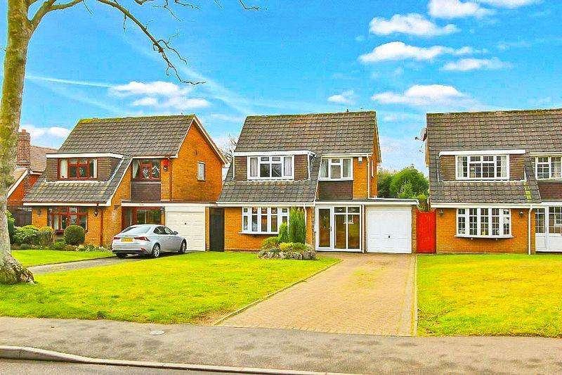 5 Bedrooms Detached House for sale in Sneyd Lane, Essington