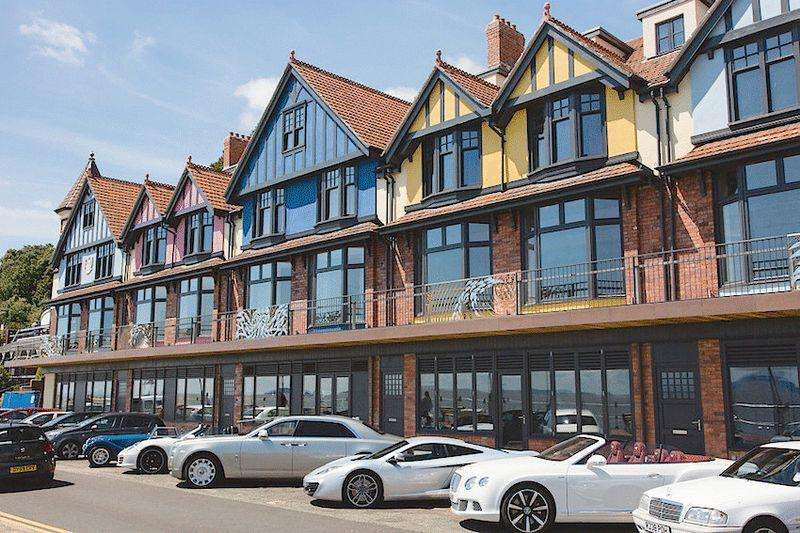 4 Bedrooms Town House for sale in The Esplanade, Penarth