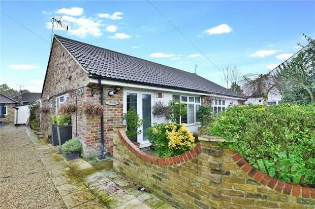2 Bedrooms Semi Detached Bungalow for sale in The Phygtle, Chalfont St Peter, Buckinghamshire