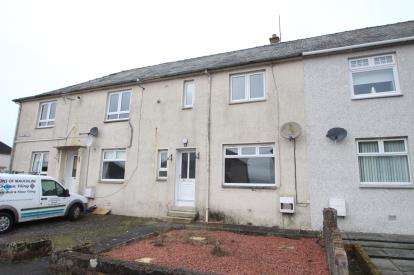 3 Bedrooms Terraced House for sale in Sunnyside Crescent, Mauchline