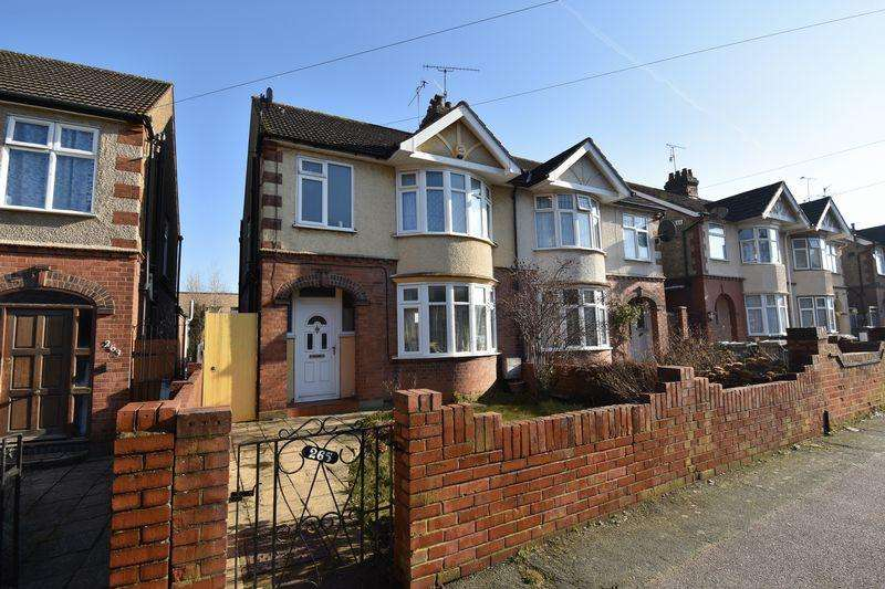 3 Bedrooms Semi Detached House for sale in Park Street, Luton