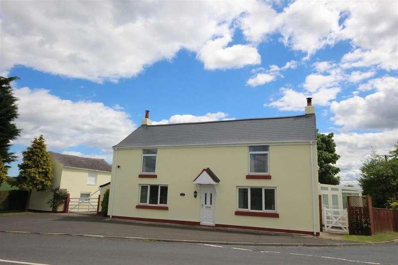 4 Bedrooms Detached House for sale in Salters Lane Ends, Trimdon Station