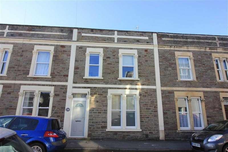 3 Bedrooms Terraced House for sale in Etloe Road, Westbury Park, Bristol