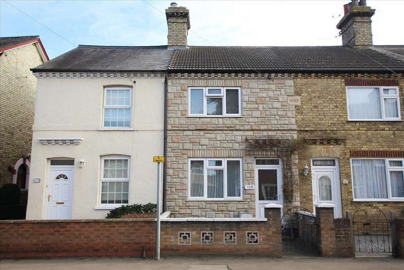 2 Bedrooms Cottage House for sale in Hitchin Street, Biggleswade, SG18