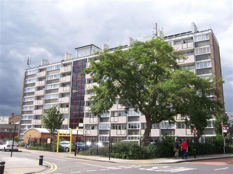 2 Bedrooms Flat for sale in Comyns Close, Canning Town, London, E16 4JJ