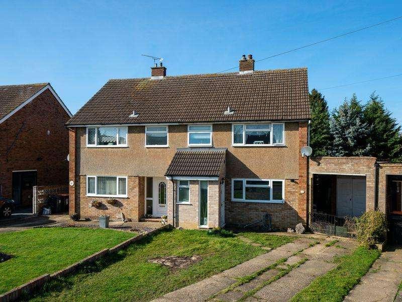 3 Bedrooms Semi Detached House for sale in Five Oaks, Caddington