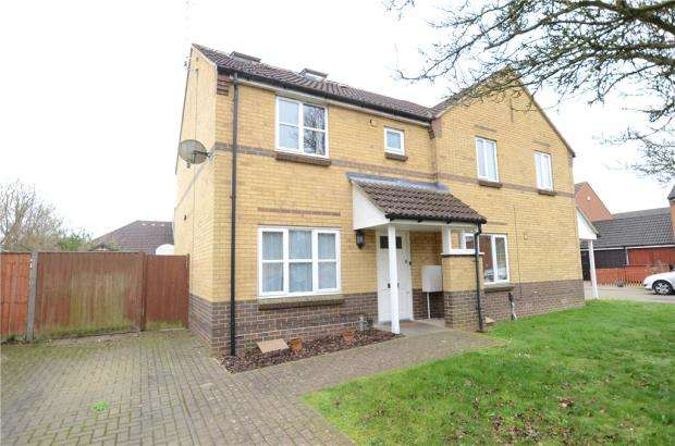 3 Bedrooms Semi Detached House for sale in Nire Road, Caversham, Reading