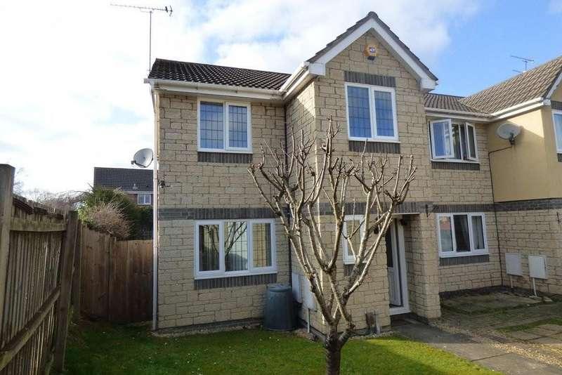 3 Bedrooms Detached House for sale in Palmers Leaze, Bradley Stoke, Bristol