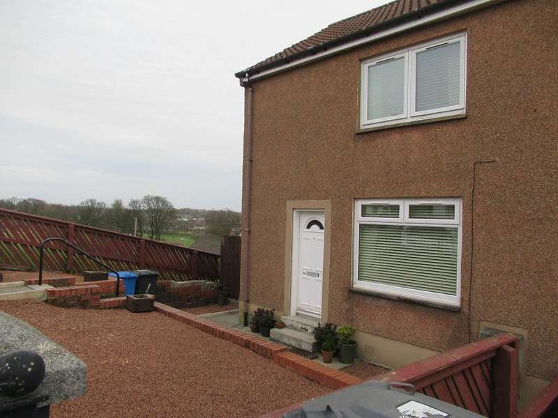 2 Bedrooms End Of Terrace House for sale in Borestone Avenue, Kilbirnie KA25