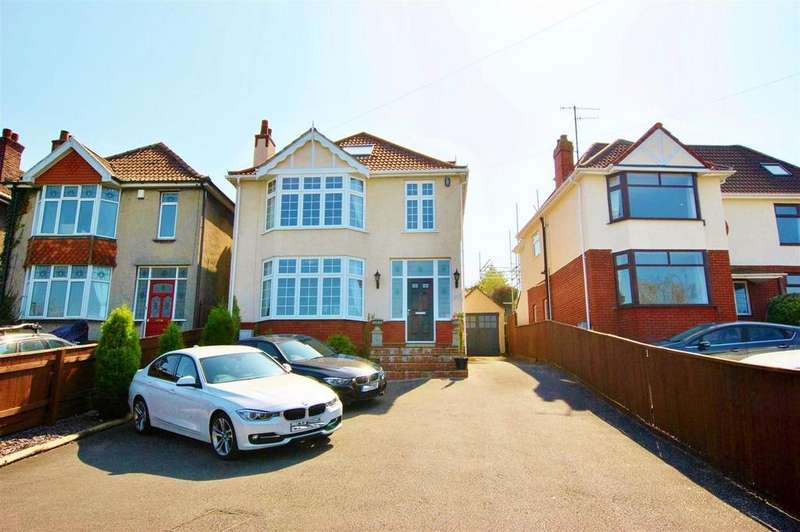 4 Bedrooms Detached House for sale in West Town Lane, Brislington