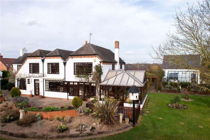 5 Bedrooms Detached House for sale in Foredraught Lane, Tibberton, Droitwich, Worcestershire, WR9