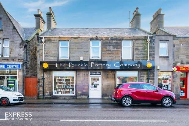 2 Bedrooms Flat for sale in 47a West Church Street, Buckie, Moray