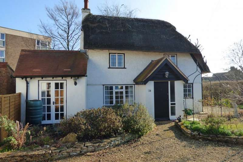 2 Bedrooms Cottage House for sale in Wootton, Beds, MK43 9JU