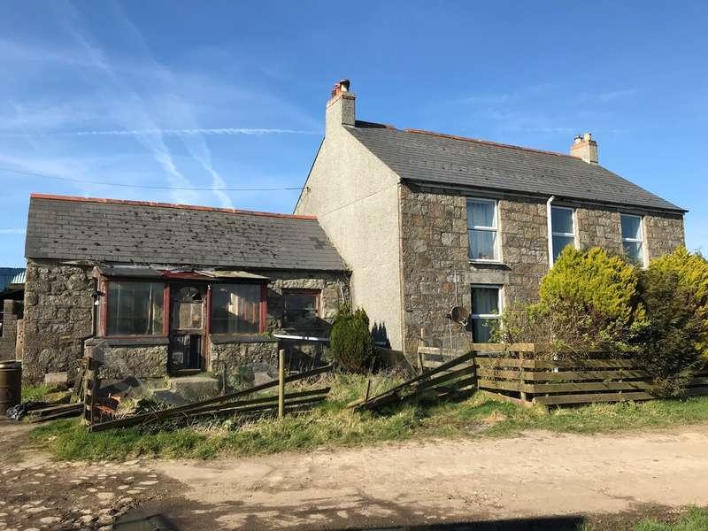 4 Bedrooms Property for sale in Penhalurick Barton Penhalvean Redruth TR16 6TG