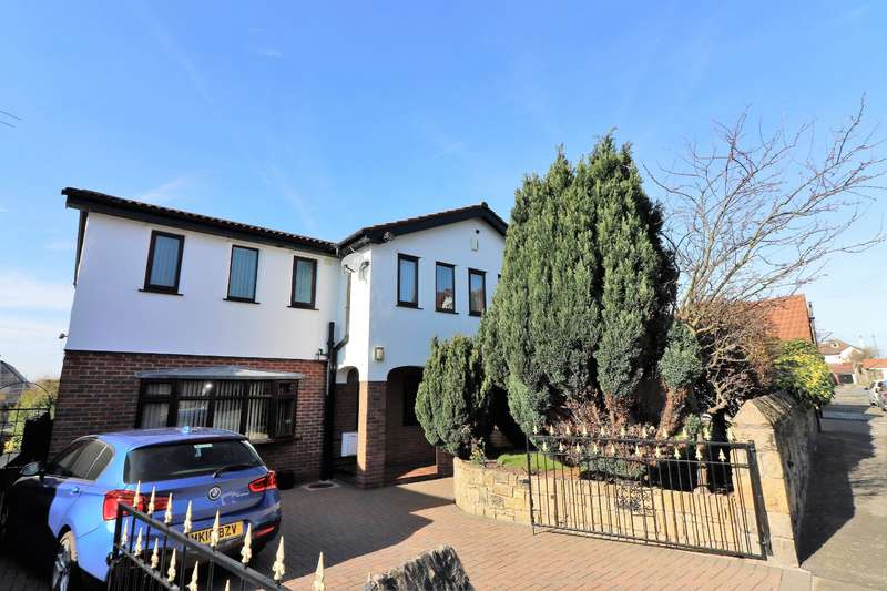 5 Bedrooms Detached House for sale in Rockland Road, Wallasey, Wirral, CH45 0LF