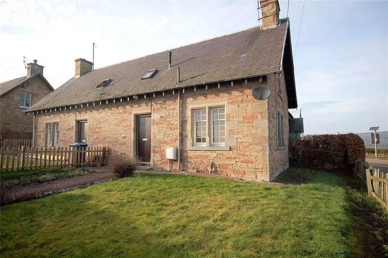 2 Bedrooms Terraced House for sale in 2 Bonjedward Cottages, Jedburgh, Scottish Borders, TD8