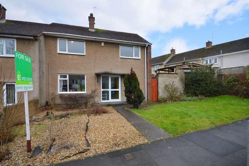 3 Bedrooms End Of Terrace House for sale in Charlton Road, Keynsham, BS31