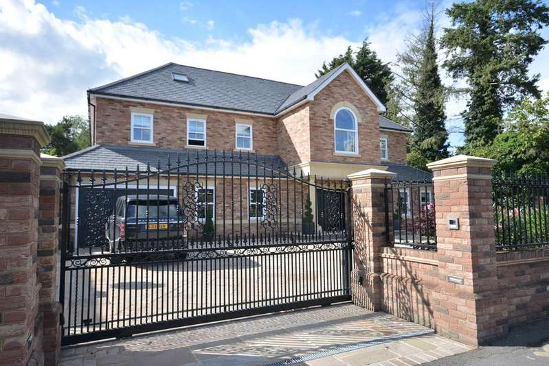 7 Bedrooms Detached House for sale in Elm Grove, Emerson Park, Hornchurch, Essex RM11