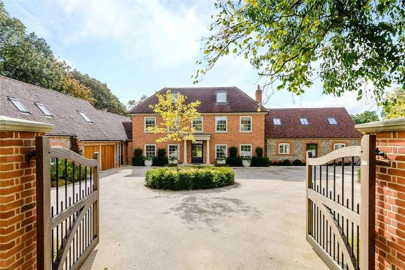 7 Bedrooms Unique Property for sale in Old Bix Road, Bix, Henley-on-Thames, Oxfordshire, RG9