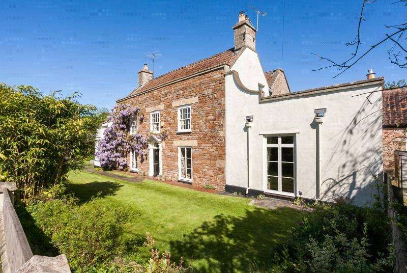 5 Bedrooms Detached House for sale in High Street, Chew Magna, Bristol, Somerset, BS40