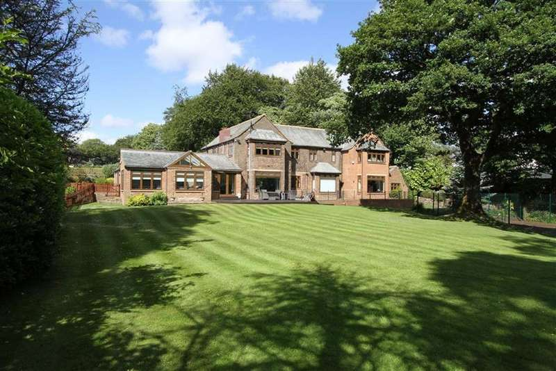 5 Bedrooms Detached House for sale in Eden Hall, 9, Norden Road, Bamford, Rochdale, OL11