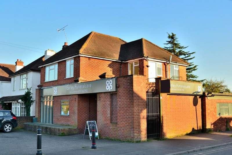 2 Bedrooms Maisonette Flat for sale in Wokingham Road, Reading