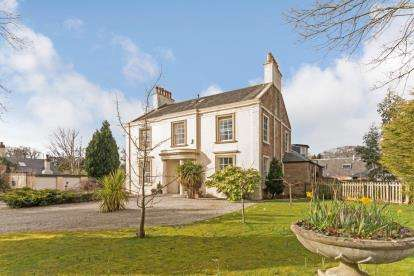 7 Bedrooms Detached House for sale in Rosebank Crescent, Ayr