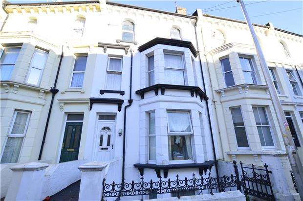 7 Bedrooms Terraced House for sale in Cambridge Gardens, HASTINGS, East Sussex, TN34 1EH