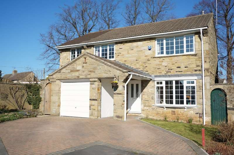 5 Bedrooms Detached House for sale in Jervaulx Close, Boston Spa, Wetherby, LS23