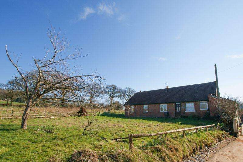 3 Bedrooms Detached Bungalow for sale in Payhembury, Honiton
