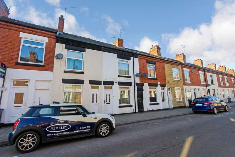 3 Bedrooms Terraced House for sale in Bolton Road, LEICESTER, LE3