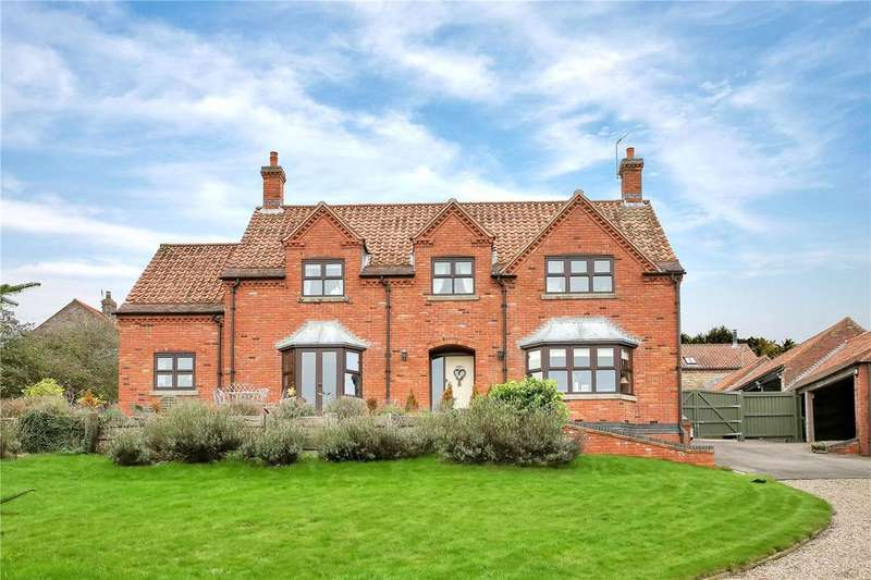 4 Bedrooms Equestrian Facility Character Property for sale in Main Street, Old Blidworth, Nottinghamshire