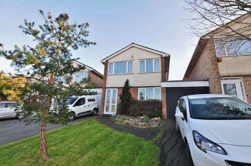 3 Bedrooms Link Detached House for sale in Court Farm Road, Whitchurch, Bristol, BS14
