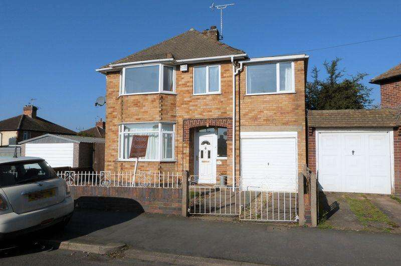 5 Bedrooms Detached House for sale in Exeter Road, Wigston