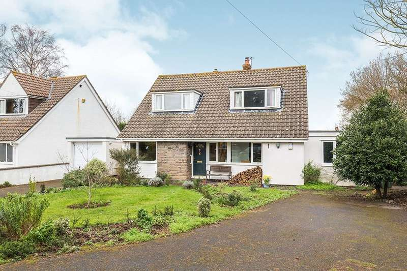 4 Bedrooms Detached House for sale in Cabot Way, Pill, Bristol, BS20