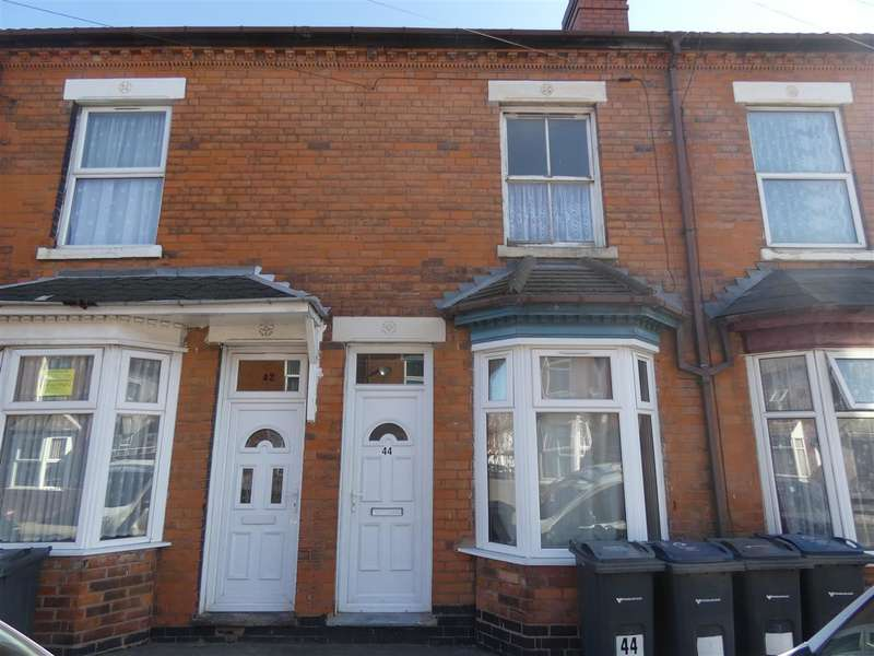 3 Bedrooms Terraced House for rent in George Road, Hay Mills, Birmingham