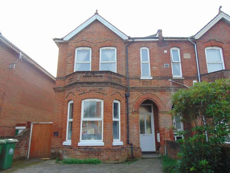 9 Bedrooms Terraced House for rent in Alma Road, Southampton