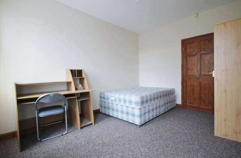6 Bedrooms Terraced House for rent in Stretton Road, West End, Leicester, LE3