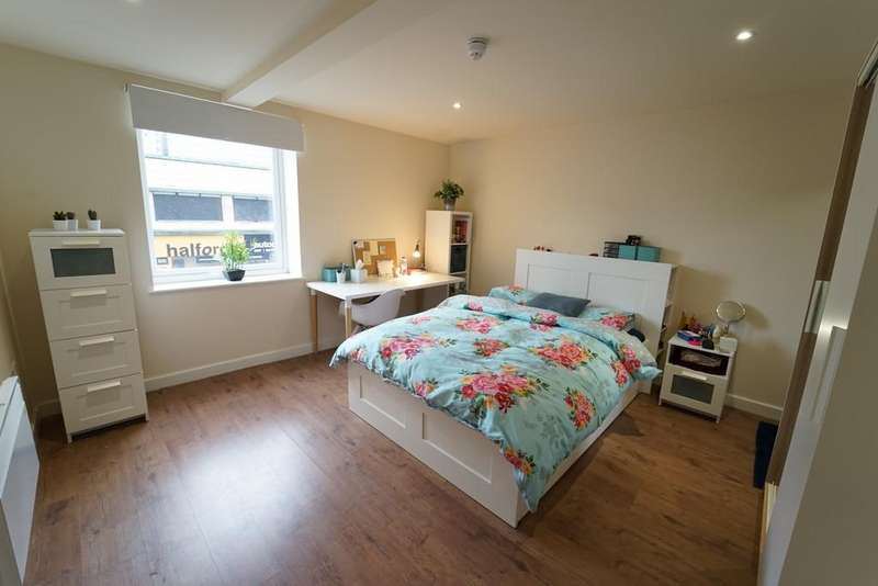 6 Bedrooms Flat for rent in Huntington Street, City Centre
