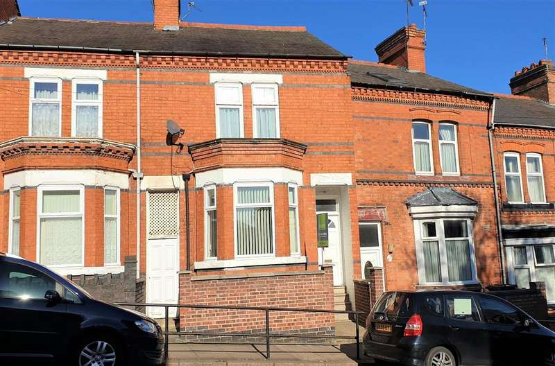 3 Bedrooms Terraced House for sale in Woodhill, Leicester LE5