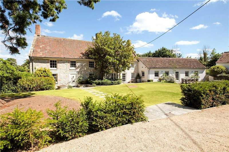 4 Bedrooms Detached House for sale in Little Weston, Somerset, BA22