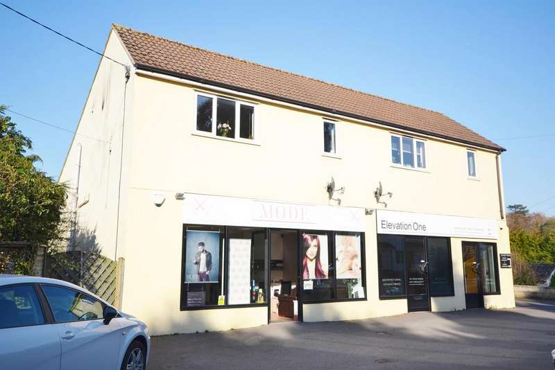 2 Bedrooms Flat for sale in Murco Apartments, Uley Road, Dursley GL11 4NJ