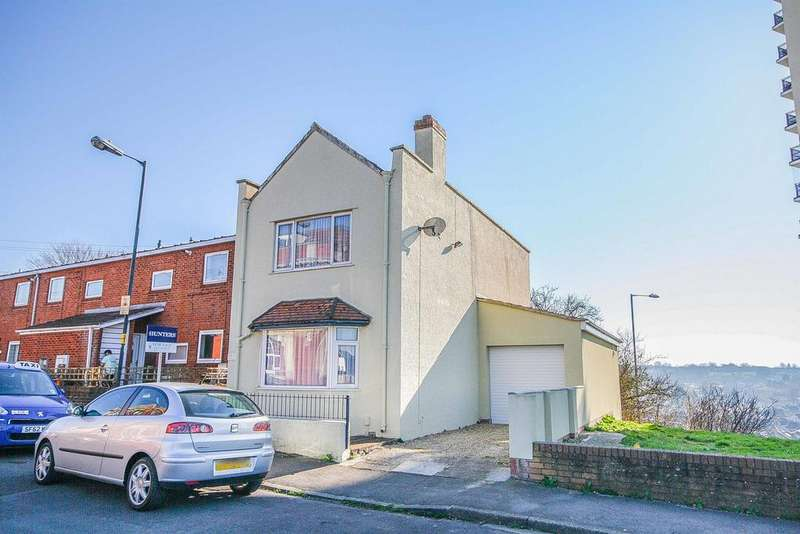 3 Bedrooms Detached House for sale in Somerset Terrace, Windmill Hill, Bristol, BS3 4LJ
