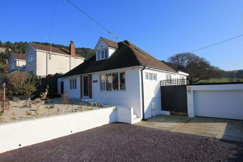 2 Bedrooms Detached House for sale in New Road, Llanddulas