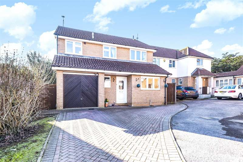 4 Bedrooms House for sale in Tinsley Close, Lower Earley, Berkshire, RG6