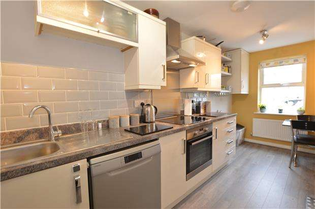 3 Bedrooms Town House for sale in Normandy Drive, Yate, BRISTOL, BS37 4FL