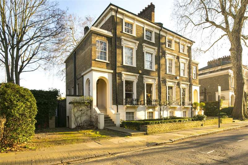 4 Bedrooms Semi Detached House for sale in Alwyne Road, Canonbury, N1